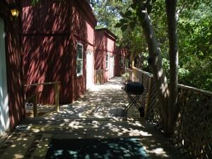 Cove Porch
